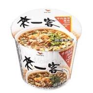 來一客杯麵_牛肉蔬菜風味(12杯/箱)
