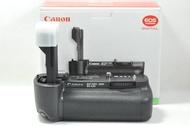 FOX二手小舖  CANON BG-E2N_BGE2N原廠電池手把,20D_30D_40D 50D_含盒裝品相如新