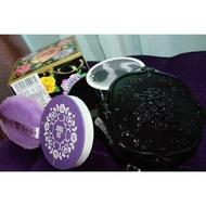 【∮魔法時光∮】ANNA SUI 安娜蘇 魔法肌密蜜粉盒+紙盒/收納盒/飾品盒