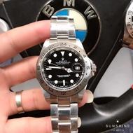 (COCO小賣鋪)勞力士ROLEX探險家型‖  216570-77210,黑面探二,男士腕表,GMT日期顯示