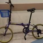Bike NAIKES Sport 2.0,20吋,摺合摺疊單車,可摺單車Folding/foldable,6速轉波,單車籃