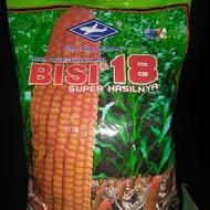 Benih jagung hibrida Bisi 18 isi 1kg jagung bisi18 bibit jagung bisi 18