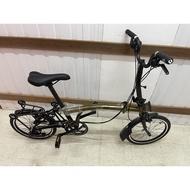 pikes folding bike (in stock)
