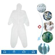 ชุดป้องกันความปลอดภัยโดยรวมชุดป้องกันอุปกรณ์ป้องกันส่วนบุคคล PPE