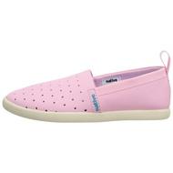 native VENICE PRINT CHILD 童鞋 威尼斯懶人鞋-粉色