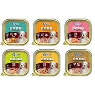 Careline凱萊自然物語犬餐盒80g(6盒145元)