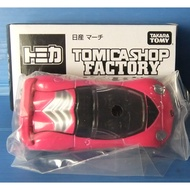 tomica 合金車TOMICA SHOP 限定 組立工廠 TDM HAYATE 粉色 黑色座椅