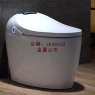 亞特維諾智能馬桶一體式全自動沖水即熱式清洗烘干電動家用坐便器