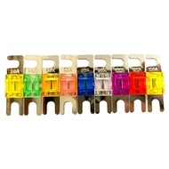 ANL/AML Bolt-on Fuse/ Fusible Link Fuse/ Auto Fuse / Blade Fuse Car Stereo Audio AFS Fuse 20A 30A 40A 50A 60A 80A 100A 125A 150A