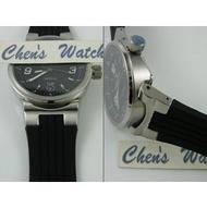 【錶帶家】Oris 豪利時 TT2 代用另有 TT1 替代F1胎紋頂級矽膠錶帶非劣質膠帶 Valentino提供代用