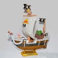 One Piece 2ปีโจรสลัดเรือ Action Figure ของเล่นพันซันนี่ Merry รุ่น Garage Kit 28ซม.ชิ้นเรือเรือของขวัญของเล่น