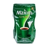seoul121*韓國 MAXIM 低咖啡因 無糖即溶黑咖啡 170g 預購