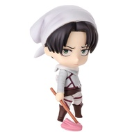 Anime 10CM Game Attack on Titan 417 Cleaning Ver. PVC Action Figure Collection Model Toys Gift