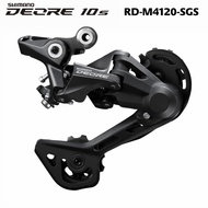 Rd Deore M4120 10-11 Speed Sgs Long Cage