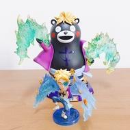 熊本熊x海賊王 馬可 gk+wcf