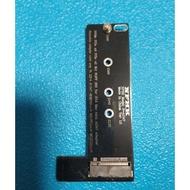 MAC MINI A1347 LATE 2014版加裝NGFF PCIE NVME SSD專用卡