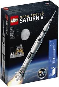 樂高積木 21309 創意系列 農神5號 火箭 ( LEGO IDEAS NASA )