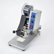 足踏封口機與加裝日期印製機配件區