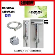RINOCON R362HBD ABS HAND BIDET C/W HOSE 1.2METER