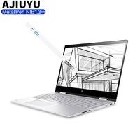 Active Stylus Pen ปากกาสัมผัสหน้าจอสัมผัสแบบ Capacitive สำหรับ HP EliteBook 820 745 755 Folio ProBook 430 11 ZBook 15 14U 15U 17 แล็ปท็อป