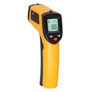 紅外線測溫器GM320溫度計 溫度槍 數位測溫器 油溫水溫冷氣 電子溫度計【DF324】  123便利屋