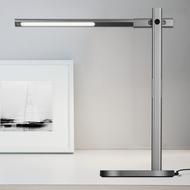 MOMAX - Q.LED 座枱燈連無線充電底座 (10W) - 灰色