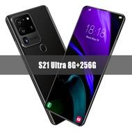 S21 Ultra Smartphones 7.2'' HD Mobile Phones 12GB+512GB Global Unlocked Smart Phone 5G Network Android Phones Smart Cellphones