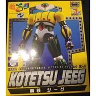 #PC貓 全新 Evolution Toy Kotetsu Jeeg 鋼鐵吉克 鋼鐵神吉克 磁力鐵甲人