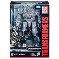 Hasbro Studio Series 18cm Transformers SS13 Megatron Action Figure Deformation Robot Transformation Model Toy Collect Gifts