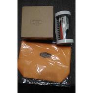 [全新]高鐵限量不鏽鋼便當盒(附保溫提袋)+行動電源3500mAh(附充電線)