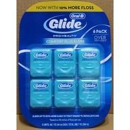 (現貨.特價中) 好市多 ORAL-B 歐樂B Glide 清潔舒適牙線-薄荷口味 40公尺*6入