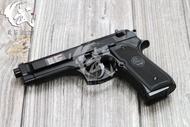 【武莊】現貨 KWC M92/M9 空氣短槍 彈簧壓縮 空氣槍 ABS 黑色-KWCKA13