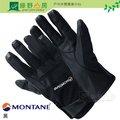 《綠野山房》Montane 英國 Cyclone Glove 可觸控 WINDSTOPPER 賽克隆抗風羊皮手套 黑 GCYGLBLA
