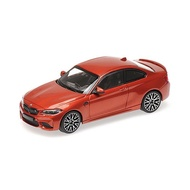 【名車館】Minichamps 410026204 BMW M2 Competition 2019 1/43