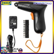 IKEA-FIXA Rechargeable Drill Screwdriver 3.6V Cordless Drill Rotating Screwdriver Hand Drill 2 Mode