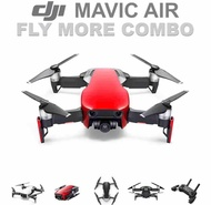 DJI Mavic Air Flymore Combo + 128gb Sandisk Extreme Pro MicroSD Card