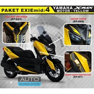 Middle Body Protector Xmax Package - Striping Xmax - Xmax Accessories