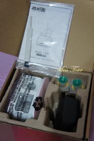 全新 真品 正品 荷柏園 HERBOX 旅行 水氧機 原價NT4280 TOAST 香草集 蕾莉歐 無印 MUJI