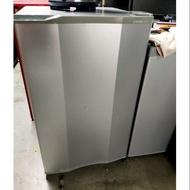 台中市南區德富二手家電----大同100公升單門小冰箱 ----自取2800元