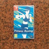 【精品收藏】任天堂Switch NS 游戲 Fit Boxing 有氧拳擊 健身拳擊 中文 現貨