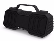 BLUETOOTH V5.0 PORTABLE SPEAKER MINI BOOMBOX USB AUX FM – BLACK