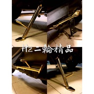 Hz二輪精品 EPIC 鍍金側柱 鍍金邊柱 JETS FIGHTER 6 JET S 悍將六代 戰將六代 鍍鈦側柱 燒鈦