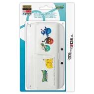 NEW3DSLL專用 HORI 寶可夢 神奇寶貝 阿羅拉 ALOLA 卡匣收納主機殼 3DS-503