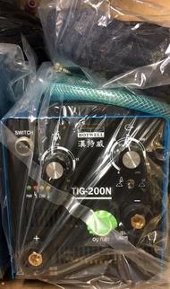 現貨最新款~ 漢特威 鐵漢 T200N (T201N) 氬焊機 全新原廠公司貨全配~台製110V/220V~ 電焊 氬焊