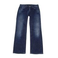 阿瑪尼牛仔褲ARMANI JEANS伸展洗滌牛仔褲靛藍26 PLAYFUL