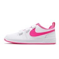 Nike 休閒鞋 Pico 5 GS 白 桃紅 女鞋 大童鞋 CJ7199-102 【ACS】