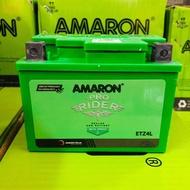 Amaron Probike ETZ4L (YTX4L) Motorcycle Battery Maintenance Free