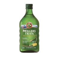 Møllers  睦樂 北極鱈魚肝油-1瓶