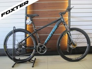 FOXTER POWELL 1.2+ 2020 29er AUTHENTIC Mountain Bike MTB Matt Black Blue