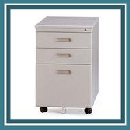【屬過大商品,運費請先詢問】辦公家具 OA-40L三層公文檔案可鎖活動櫃 (高) 櫃子 檔案 收納